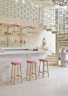 Shugaa by Party / Space / Design in Bangkok #icecream
