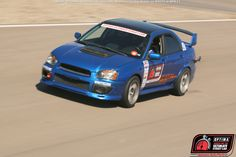 Thomas Smith qualified for the 2015 #OUSCI in his 2005 Subaru STi by winning the GTS class at #DriveOPTIMA Las Vegas