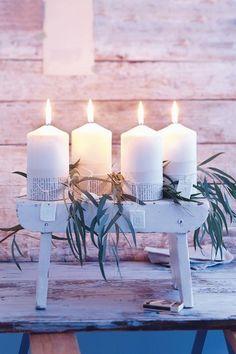Depósito Santa Mariah: Ilumine Com Velas O Seu Natal!
