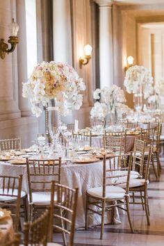 Breathtaking San Francisco Wedding at City Hall - MODwedding