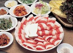 Korean food / Chadolbeki