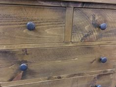 Rustic Plank Chest of Drawewrs. CAN BE MADE TO ANY SIZE.