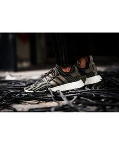 Cheap Adidas Nmd Black And Olive Colorway Sneakers Sale Uk Adidas Nmd R1 44ded55c7d