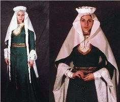 12th century gown