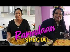 Proe Ramadaan Special 01 - YouTube South African Recipes, Food Dishes, The Creator, Youtube, Youtubers, Youtube Movies