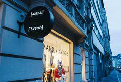 Mand & Kvinde - Ein kleiner Laden in der Nacht 🌙