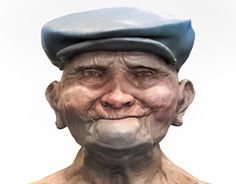"""Check out new work on my @Behance portfolio: """"Old man"""" http://be.net/gallery/37931495/Old-man"""
