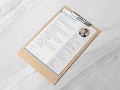 Free Formal PSD Resume Template with Clean Design Visual Resume, Basic Resume, Resume Tips, Resume Examples, Executive Resume Template, Modern Resume Template, Resume Template Free, Free Resume, Executive Jobs