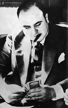 """Al Capone, Chicago Outfit. """"Don't mistake my kindness for weakness. I am kind to everyone, but when someone is unkind to me, weak is not what you are going to remember about me."""" - Al Capone Al Capone, Real Gangster, Mafia Gangster, Chicago Outfit, Mafia Families, Be Kind To Everyone, The Life, Roosevelt, Cadillac"""
