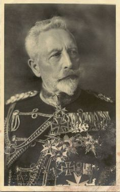 unbearabilityofbeauty:  Kaiser Wilhelm II of Germany, the last German Emperor.