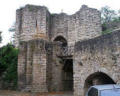 Château-Thierry Castle