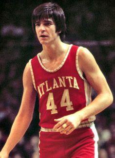 25....Pete Maravich - SG - Hawks #44