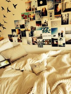 tumblr rooms ---- I literally am only pinning this for the stay weird sign cuz its kinda fantastic