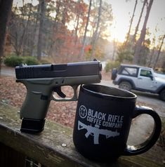 BLACK RIFLE COFFEE COMPANY - nothing better than a little pew& brew! Tag us so we can see your love for BRCC! @bslatton #BlackRifleCoffee #AmericasCoffee