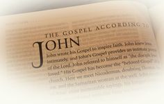 Introduction to John's Gospel: Jesus Is the Son of God