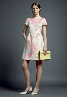 Valentino Resort 2013 - Review - Fashion Week - Runway, Fashion Shows and Collections - Vogue