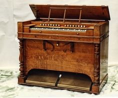 Debain French harmonium 1872
