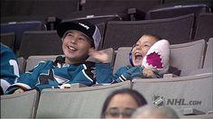 New party member! Tags: hockey nhl hi hey sharks ice hockey san jose sharks hey there nhl fans sj sharks sharks fan sharks fans