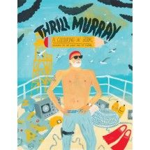 Thrill Murray ( Bill Murray) Colouring Book