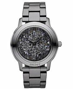 Dkny Ny8466 Women's Large Gunmetal Crystal Watch DKNY. $140.00. New DKNY NY8466 Women's Large Gunmetal Crystal Watch. Save 20%!