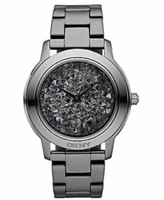 Dkny Ny8466 Women's Large Gunmetal Crystal Watch DKNY. $140.00. New DKNY NY8466 Women's Large Gunmetal Crystal Watch. Save 20% Off!