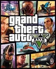 Grand Theft Auto V - Playstation 3 - Hot Trends