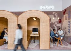 the airbnb office in so paolo by mm18 airbnb office london threefold