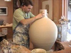 Oleiro: mestres artesãos e sua arte em vasos de barro - YouTube