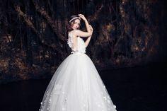 Daalarna esküvői ruha, amit a balett világa inspirált 2016-ban