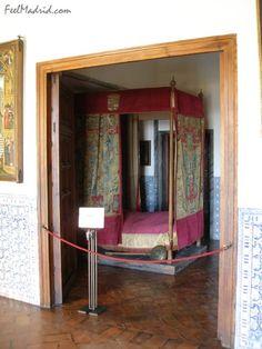 Monasterio de El Escorial interior aposentos reales -