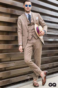 Street Style. Il popolo di Pitti Uomo nelle foto di Monsieur Jerome - GQItalia.it