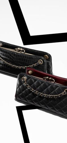 Small lambskin bag embellished... - CHANEL