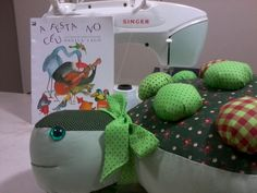 Almofada tartaruga ;)