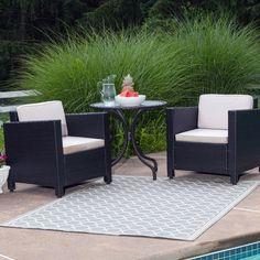 BudgeIndustries Shelbourne Slate Gray Indoor/Outdoor Area Rug & Reviews   Wayfair