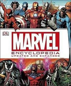 """""""[A] book that mankind has been hungering for, a book that is--now and forever--a shining beacon of wonder, a titanic tribute to talent unleashed"""" --Stan Lee. Marvel Encyclopedia, New Edition Hardcover – April 2019 by Stan Lee (Author), DK (Author). Marvel Comics, Ms Marvel, Marvel Comic Books, Marvel Characters, Marvel Heroes, Captain Marvel, Book Characters, Stan Lee, X Men"""