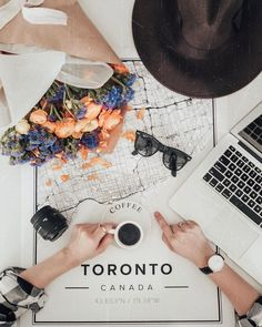 New travel map photography cities Ideas Travel Logo, Travel Maps, New Travel, Canada Travel, Travel Flatlay, Holiday City, Travel Pictures Poses, Packing Tips For Travel, Travel Aesthetic