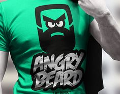 "Check out new work on my @Behance portfolio: ""Angry and bad t-shirts designs"" http://be.net/gallery/49357387/Angry-and-bad-t-shirts-designs"
