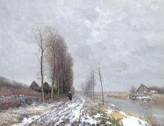 Louis Apol @ Galerie Wijdemeren, Breukeleveen