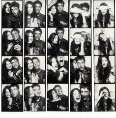 "Alison Mosshart and Jamie Hince from ""The Kills"" - two people whit a passion on stage that is really contagious"
