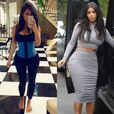 Follow these do's and don'ts of waist training for dramatic results like Kim Kardashian
