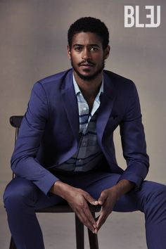 Snapshot: Alfred Enoch for Bleu Magazine's 10th Anniversary Issue – Fashion Bomb Daily Style Magazine: Celebrity Fashion, Fashion News, What To Wear, Runway Show Reviews