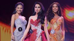The top 12 beauty queens of Binibining Pilipinas 2021 stunned in the evening gown segment with creations from local designers. Here are the best ones. Related: 10 Binibining Pilipinas Pre-Pageant Photoshoots With The Best Concepts In a beauty pageant, there are three highly anticipated segments. First, you have the swimsuit competition, where all the ladies […] The post The Top 7 Evening Gowns In Binibining Pilipinas 2021 appeared first on MEGA. Swimsuit Competition, Nice Dresses, Formal Dresses, Pink Gowns, Beaded Gown, Beauty Pageant, Beauty Queens, Absolutely Gorgeous, Good Music