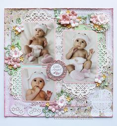 baby layout by Marisa Job... (change title)