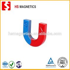 hot sales of U Shape ALNiCo Educational Magnet in China