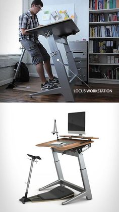 If you do not have a workstation Office Setup, Desk Setup, Home Office Design, House Design, Kneeling Chair, Standing Chair, Drawing Desk, Ball Chair, Adjustable Height Desk