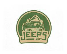 Just for Jeeps.com Logo Inspiration Gallery | More logos http://blog.logoswish.com/category/logo-inspiration-gallery/ #logo #design #inspiration