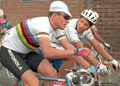 Totally dug Lance when he rode for Motorola - it's still how I remember him - don't really care for Lance of Postal/Discovery and least of all Radio Shack.