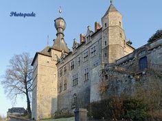 Chateau de chimay Belgique  Chimay, Belgium
