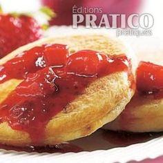 Confiture de fraises - Recettes - Cuisine et nutrition - Pratico Pratique