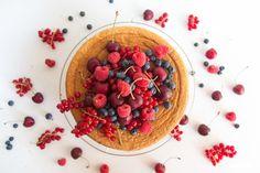 Grundrezept glutenfreier Biskuit   hell oder Schoko   gelingsicher und einfach